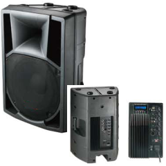 Колонка пластиковая BIG RC15FA+MP3+FM+Bluetooth+REMOTE
