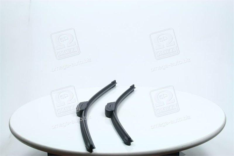Щетка стеклоочистителя 600/500 AEROTWIN AR606S (пр-во Bosch) (арт. 3397118910)