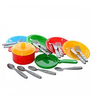 Посудка Маринка 10 пластик Технок