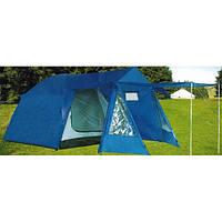 Палатка кемпинговая 3 местная  330*220*155 см LANYU LY 1704, фото 1