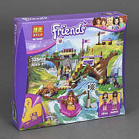 Конструктор Friends для девочки Туристическая база