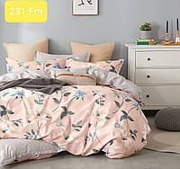 Комплект постельного белья Семейный размер Bella Villa % Хлопок/Сатин 160х220 (2 пододеяльника, 4 наволочки)