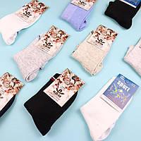 Носки подростковые для мальчика сетка-стрейч тм КВМ р.23-25