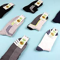Детские летние носки для мальчика с рисунком тм ЕКО р.20-22