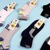Детские летние носки для мальчика с рисунком тм ЕКО р.18