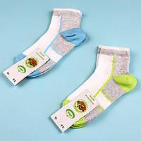 Детские летние носки для мальчика с рисунком тм ЕКО р.16