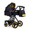 Універсальна коляска трансформер 2в1 Ninos Bono Yellow, фото 4