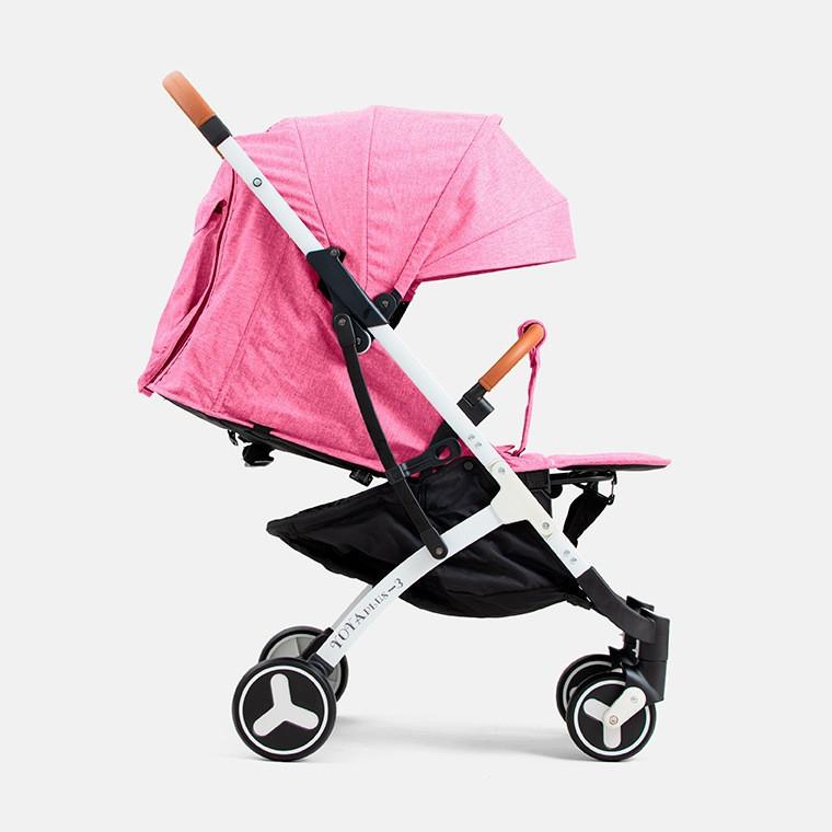 Прогулочная коляска Yoya Plus 3 Pink