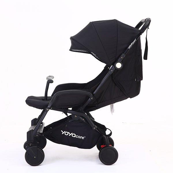 Прогулочная коляска Yoya Care  Premium Black