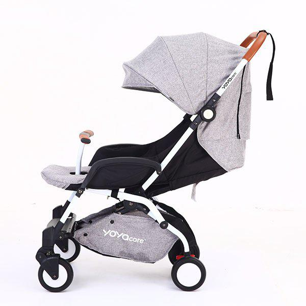 Прогулочная коляска Yoya Care  Premium Grey