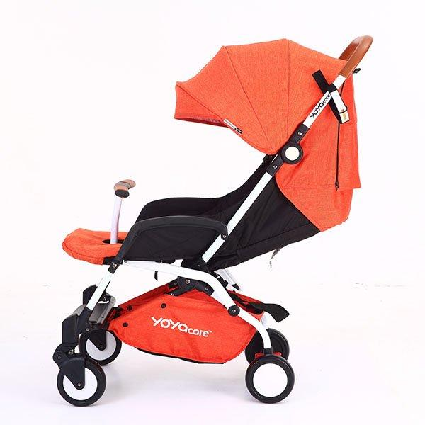 Прогулочная коляска Yoya Care  Premium Orange