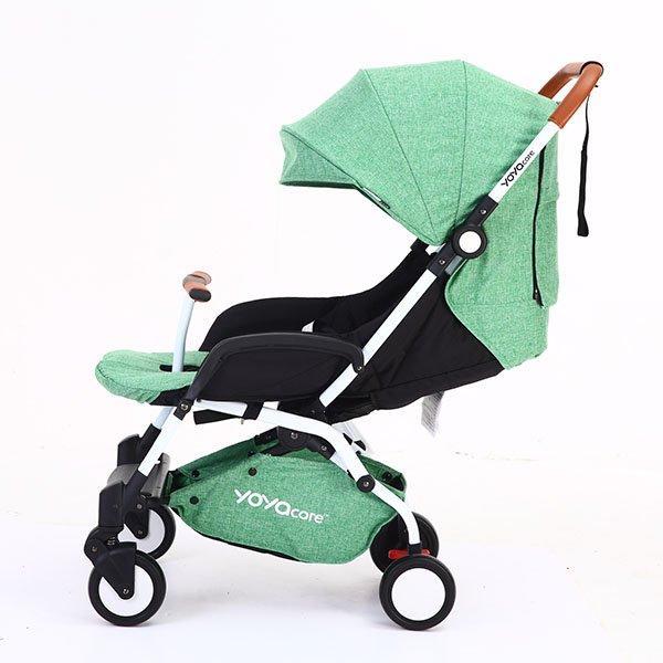 Прогулочная коляска Yoya Care  Premium Green