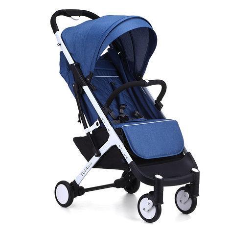 Прогулочная коляска YOYA Plus D.Blue