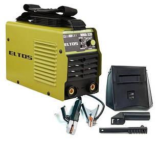Зварювальний апарат Eltos MMA-320 (320 А). Зварювальний апарат Элтос