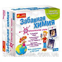 """Набор для экспериментов """"Забавная химия"""" 12115009"""