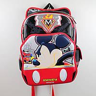 Рюкзак школьный ортопедический Микки Маус 30х25x40см, фото 1