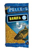 Прикормка гранулированная «Pellets» 1 кг (Ваниль, Фрукт, ШоколадГорох, Мёд, Слива)