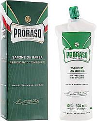 Крем к бритья Proraso Green Shaving 500 мл
