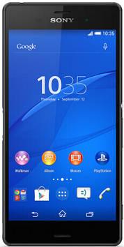 Смартфон Sony Z3 D6603 Black