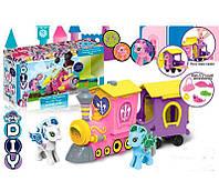Игрушки my little pony Поезд