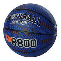 Мяч баскетбольный EN 3221 (3221(Blue))