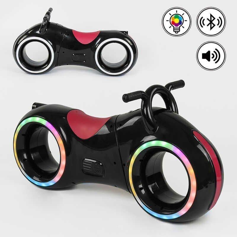 Каталка-толокар Космо-байк Cosmo-байк, LED-подсветка, Bluetooth, встроенные динамики