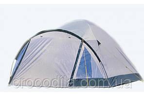 Туристическая 3-х местная палатка тамбур  285*185*125см Lanyu LY 1921
