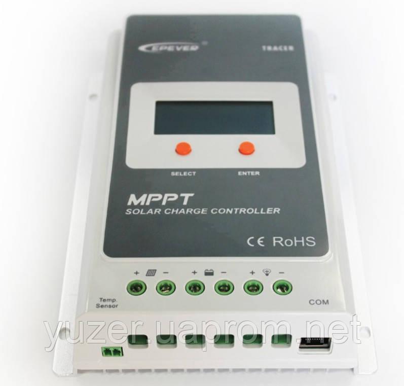 Контроллер заряда для солнечных батарей EPEVER MPPT 3210A (12-24V 30А)