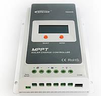 Контроллер заряда для солнечных батарей EPEVER MPPT 3210A (12-24V 30А), фото 1