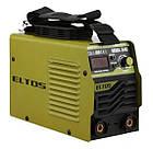 Сварочный аппарат Eltos MMA-340 (340 А, Дисплей). Сварочный аппарат Элтос, фото 2