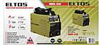 Сварочный аппарат Eltos MMA-340 (340 А, Дисплей). Сварочный аппарат Элтос, фото 3