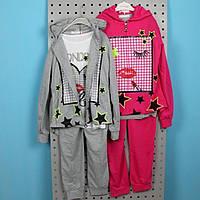 Спортивный утепленный костюм для девочки тм Cross Fire размер 164 см, фото 1
