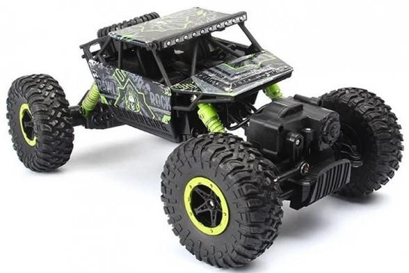Машинка Джип Rock Crawler на радіокеруванні HB-P1803 зелений