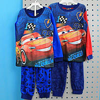 Детская пижама Тачки для мальчика тм Keep Awey From Fire размер 5 лет, фото 1