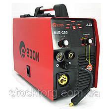 Зварювальний напівавтомат Edon MIG-290 (+MMA)