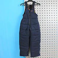 Детский зимний полукомбинезон Женя тм Промателье размер 128 см, фото 1