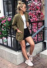 Пиджак женский модный стильный размер 42-46, купить оптом со склада 7км Одесса