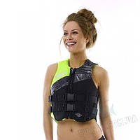 Жилет страховочный Jobe Neoprene Vest Women Lime Green (244918203)