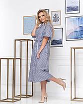 Платье Бове (серый) 0601202, фото 2