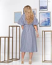 Платье Бове (серый) 0601202, фото 3
