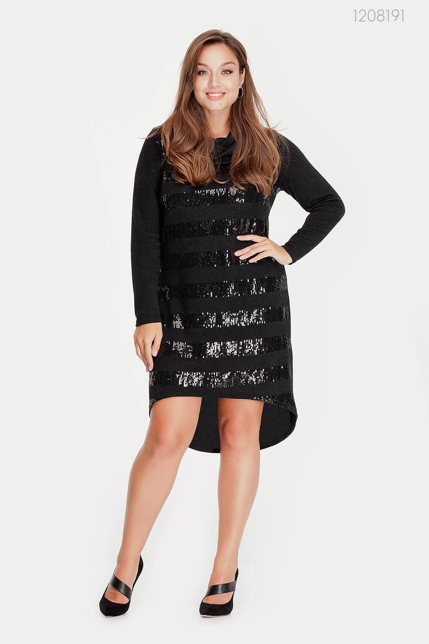 Платье Эвора (чёрный) 1208191