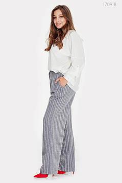 Женские брюки Атенс - 1 (серый) 170918, фото 2
