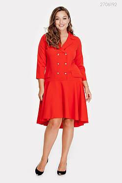Платье Аскона (алый) 2706192, фото 2