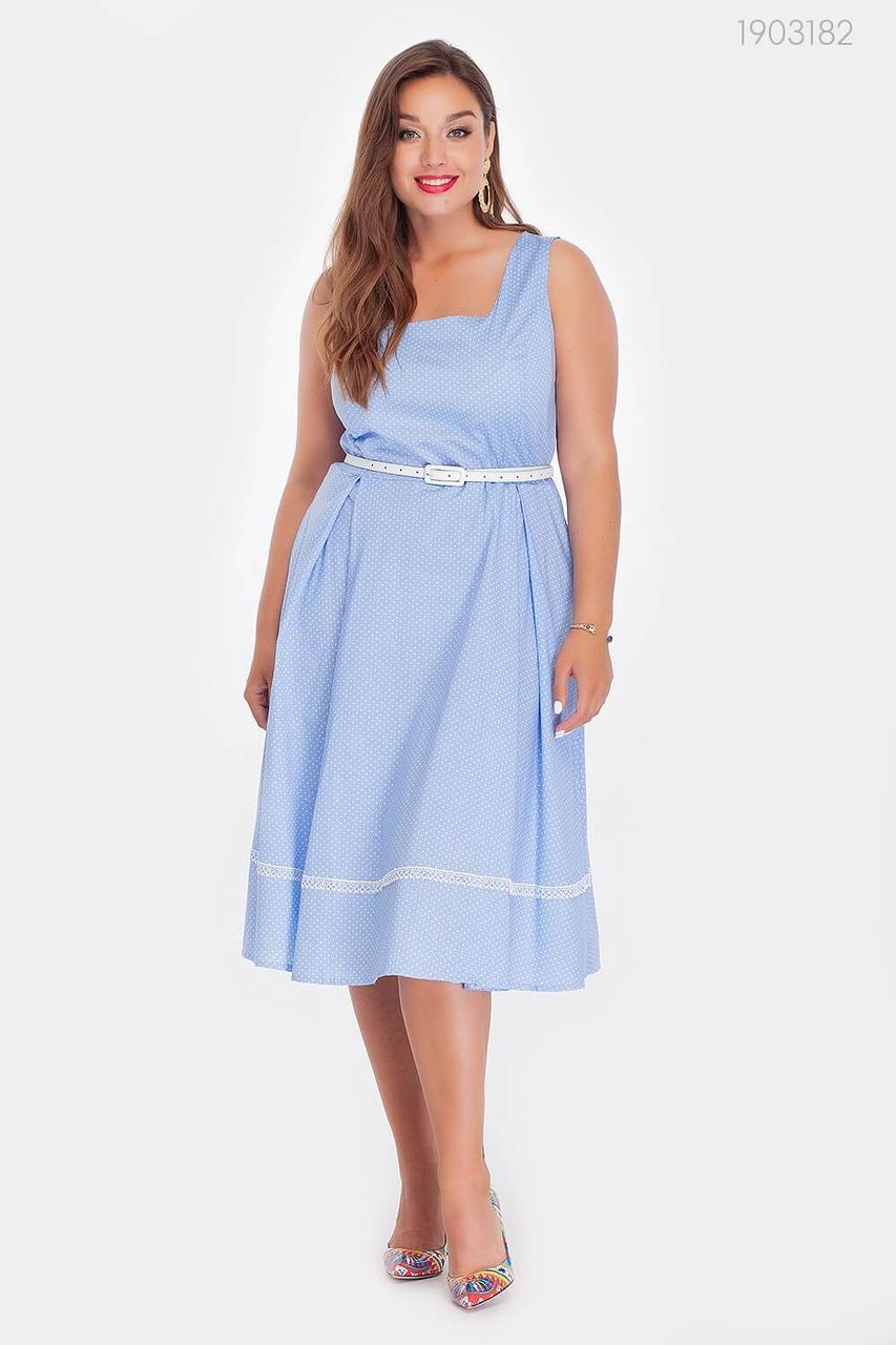 Платье Анхель-1 (голубой) 1903182