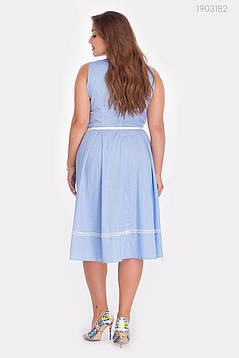 Платье Анхель-1 (голубой) 1903182, фото 2