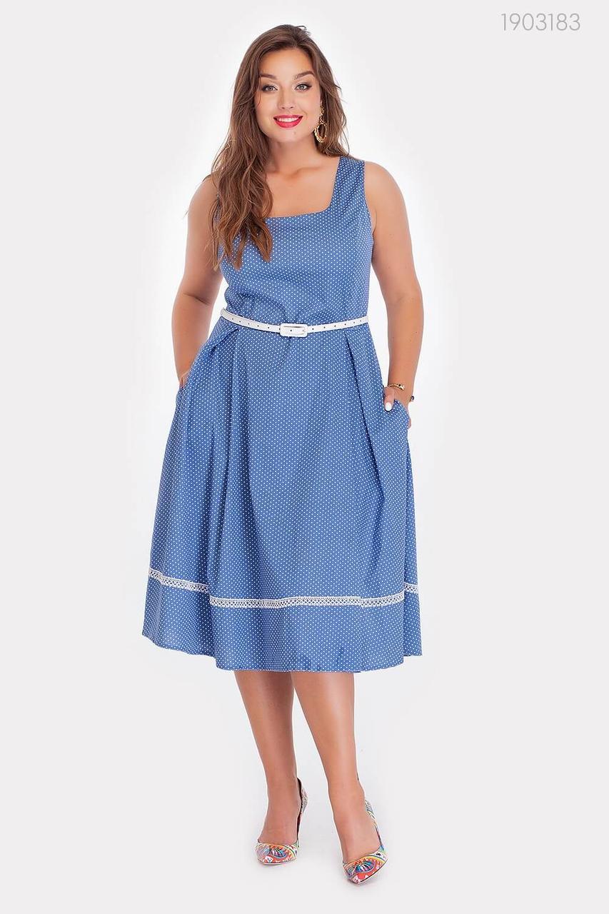 Платье Анхель-1 (джинсовый) 1903183