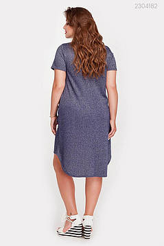 Платье Сан-Диего-1 (синий) 2304182, фото 2