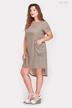 Платье Сан-Диего-1 (оливковый) 2304181, фото 2