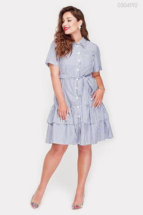 Платье Карачи (синий) 0304192, фото 2