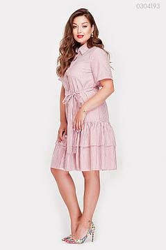 Платье Карачи (бордовый) 0304193, фото 2